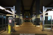 Tram station of MN 1